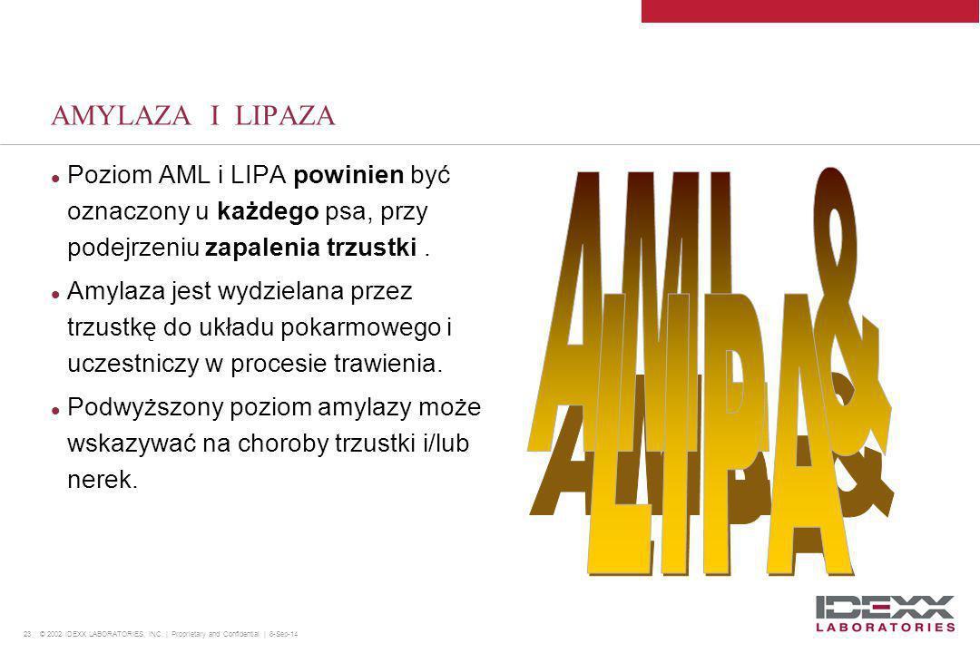 AML & LIPA AMYLAZA I LIPAZA