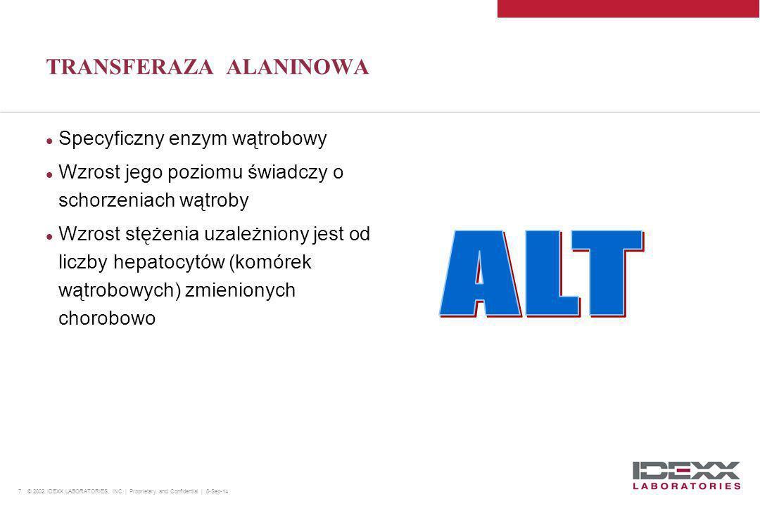 TRANSFERAZA ALANINOWA