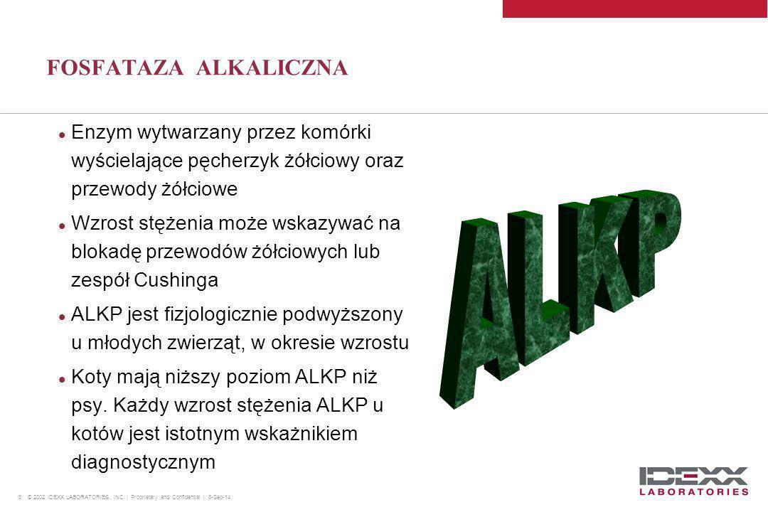 ALKP FOSFATAZA ALKALICZNA