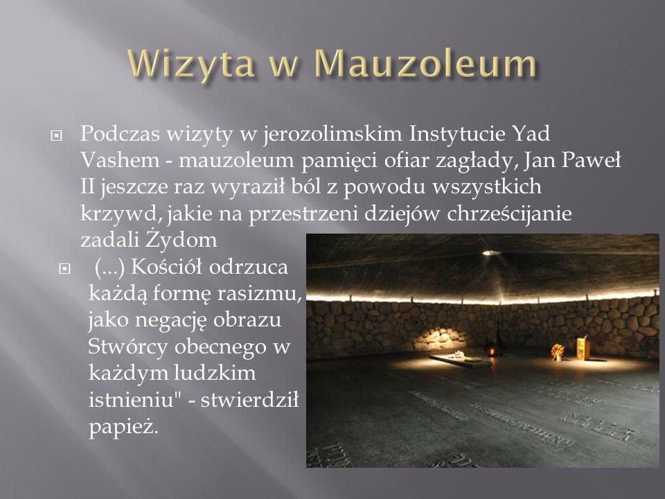 Wizyta w Mauzoleum
