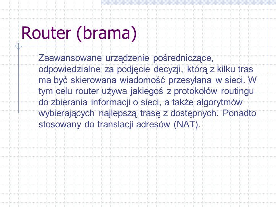 Router (brama)