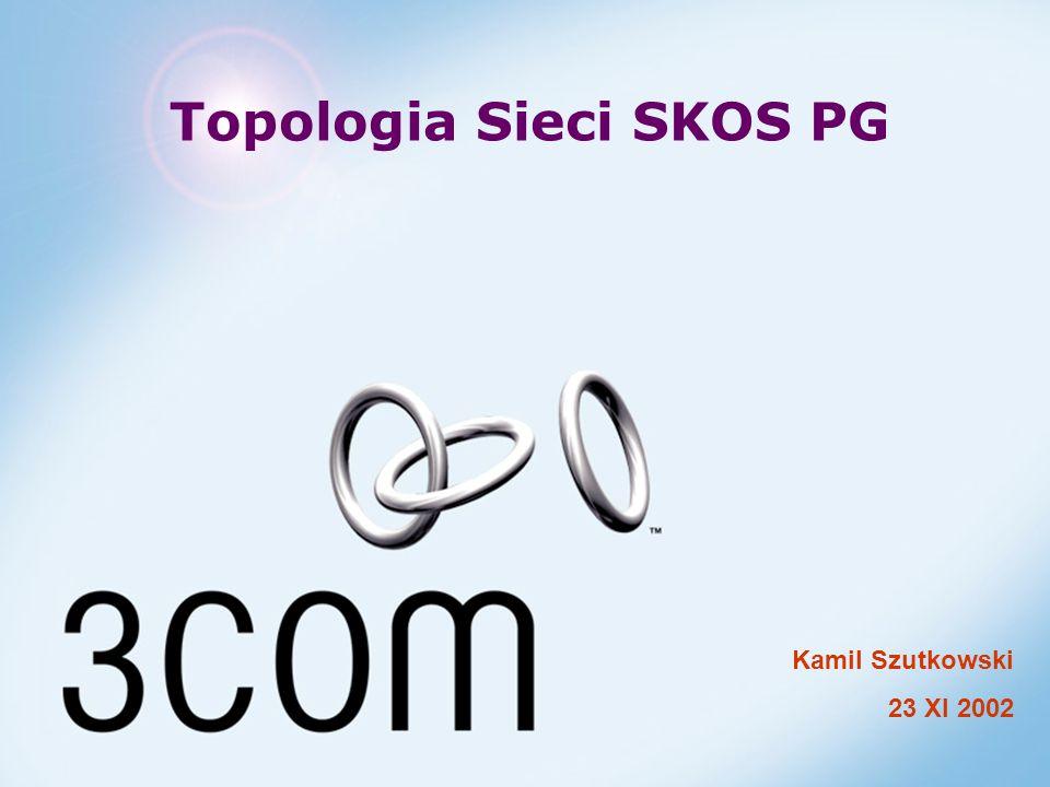 Topologia Sieci SKOS PG
