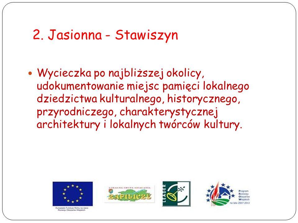 2. Jasionna - Stawiszyn