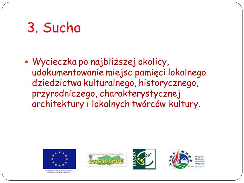 3. Sucha