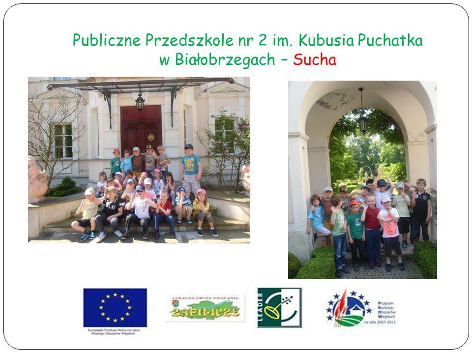 Publiczne Przedszkole nr 2 im. Kubusia Puchatka w Białobrzegach – Sucha