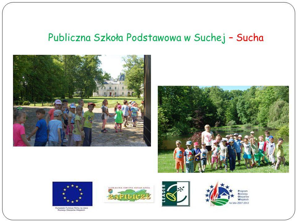Publiczna Szkoła Podstawowa w Suchej – Sucha