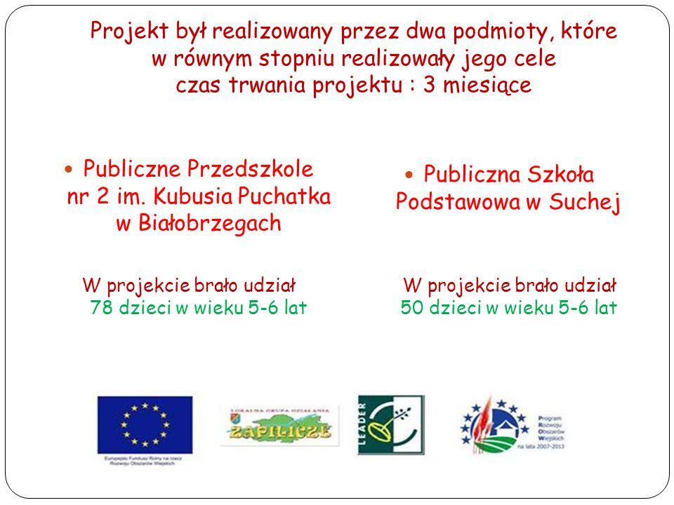 Publiczne Przedszkole nr 2 im. Kubusia Puchatka w Białobrzegach