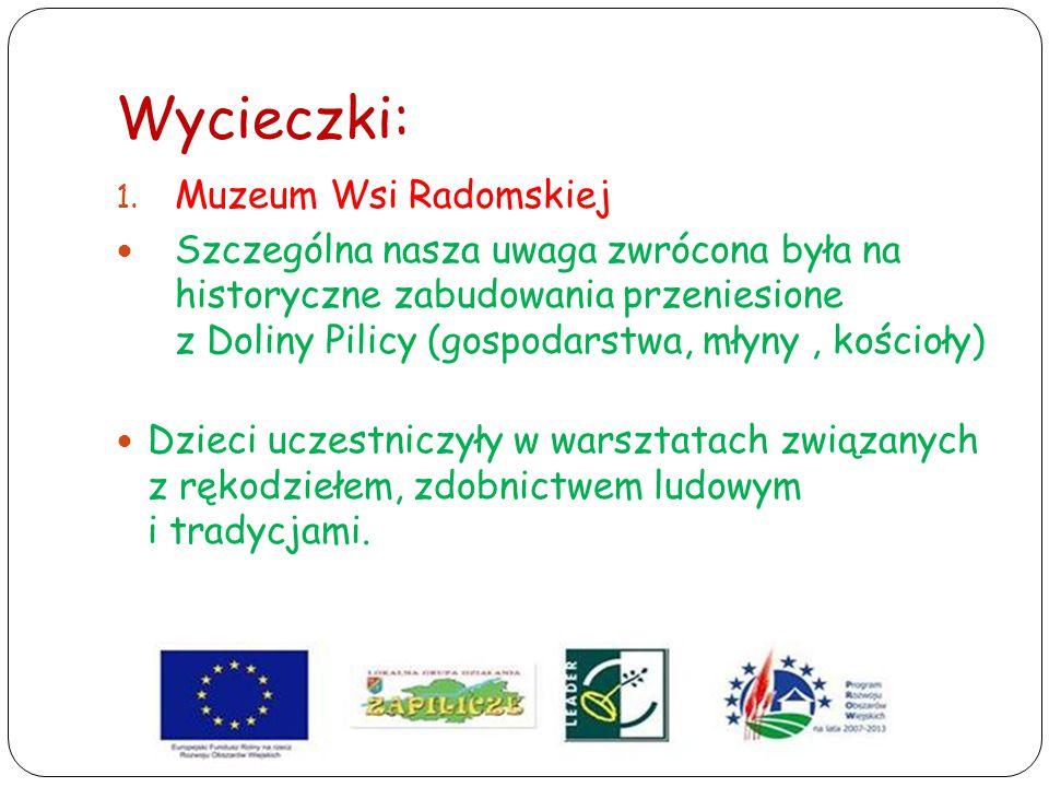 Wycieczki: Muzeum Wsi Radomskiej