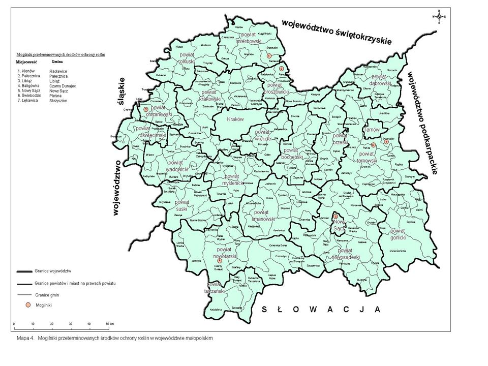 Masy środków w poszczególnych województwach są znacznie zróżnicowane