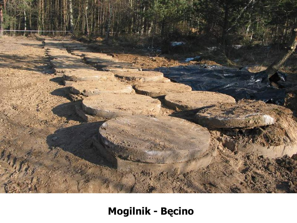 Mogilnik - Bęcino