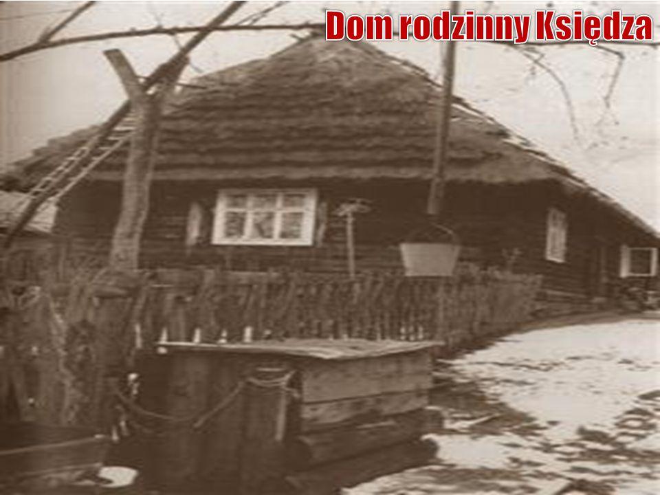 Dom rodzinny Księdza