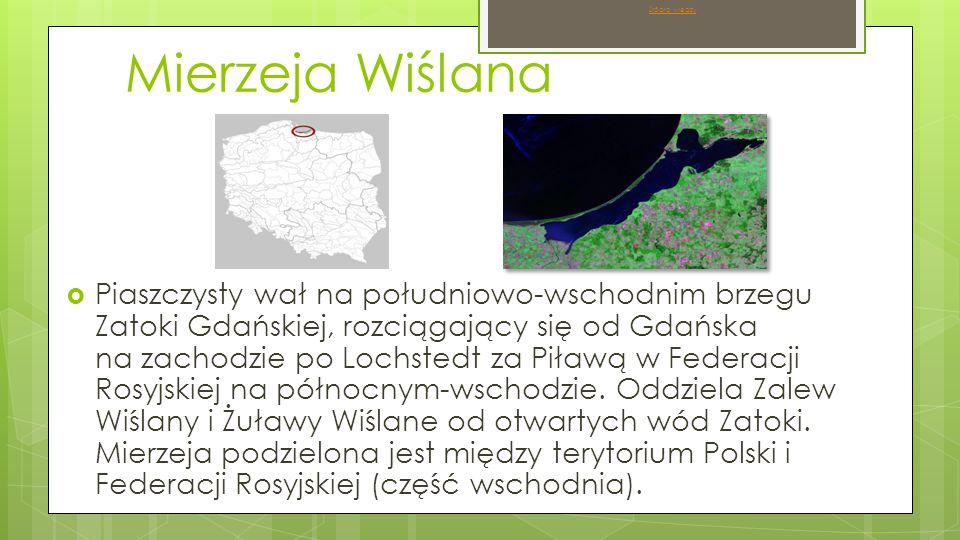 Źródło wiedzy Mierzeja Wiślana.