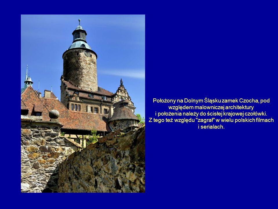 Położony na Dolnym Śląsku zamek Czocha, pod względem malowniczej architektury i położenia należy do ścisłej krajowej czołówki.