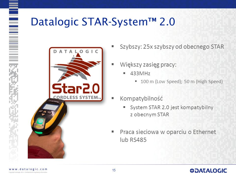 Datalogic STAR-System™ 2.0