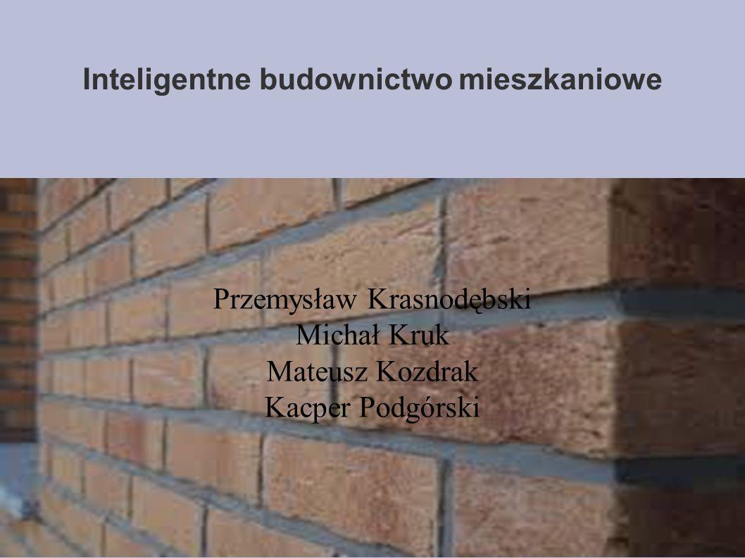 Inteligentne budownictwo mieszkaniowe