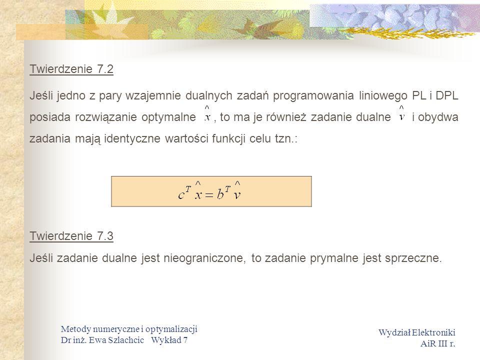 Twierdzenie 7.2