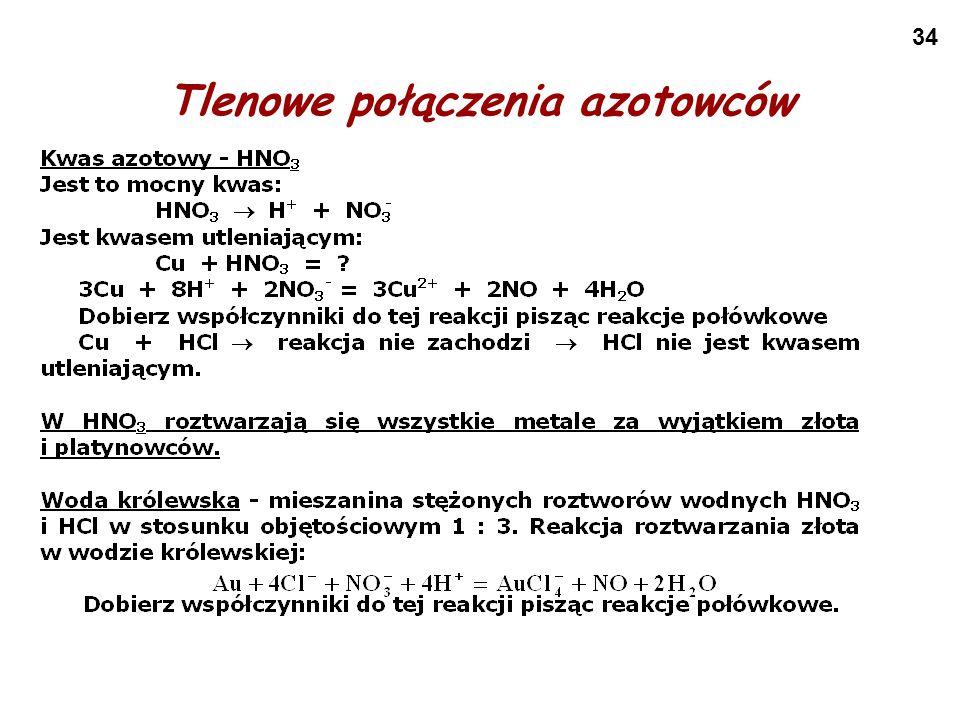 Tlenowe połączenia azotowców