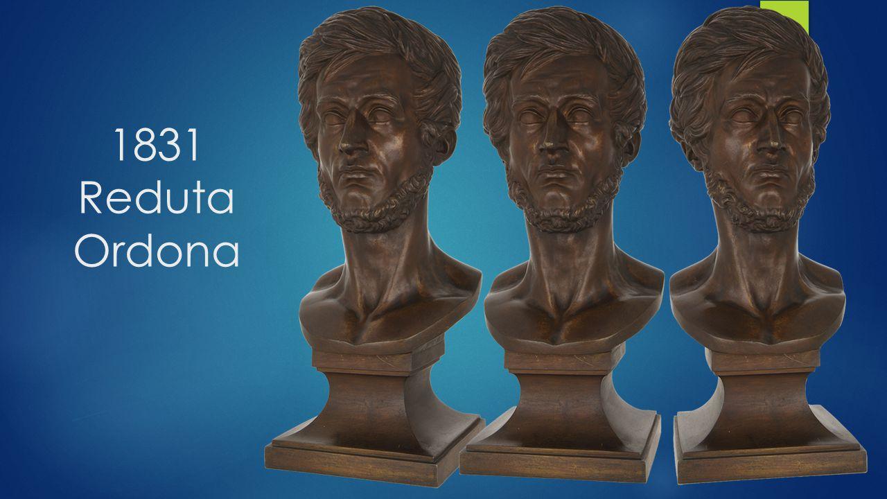 1831 Reduta Ordona