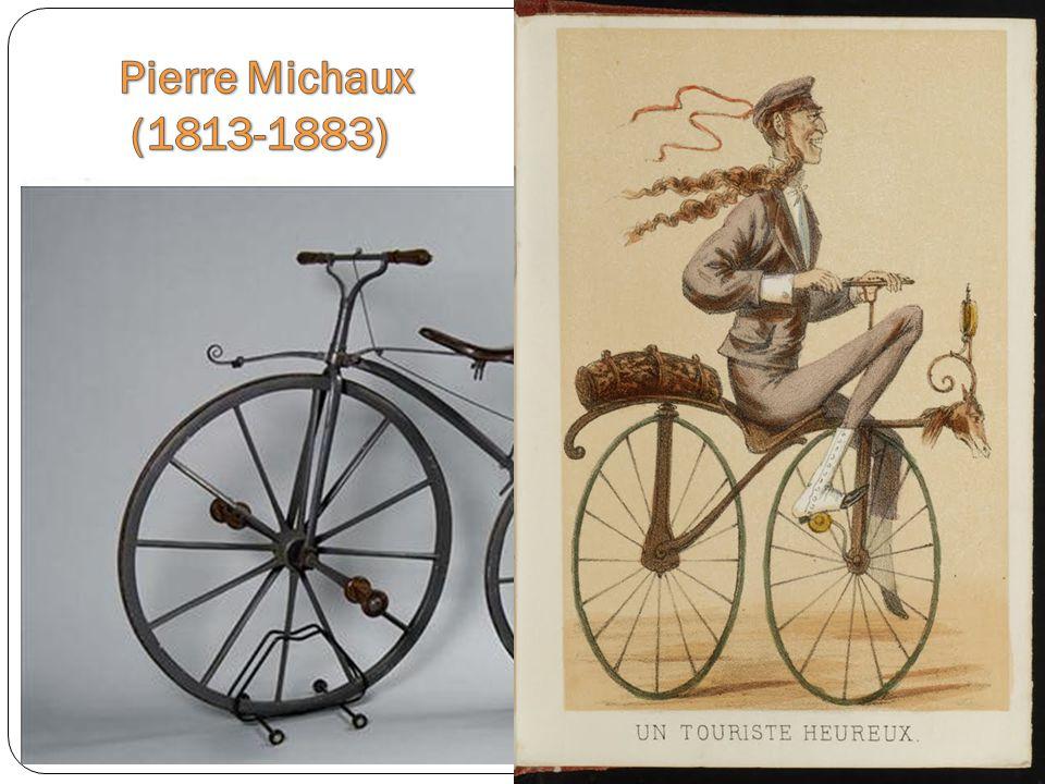 Pierre Michaux (1813-1883)