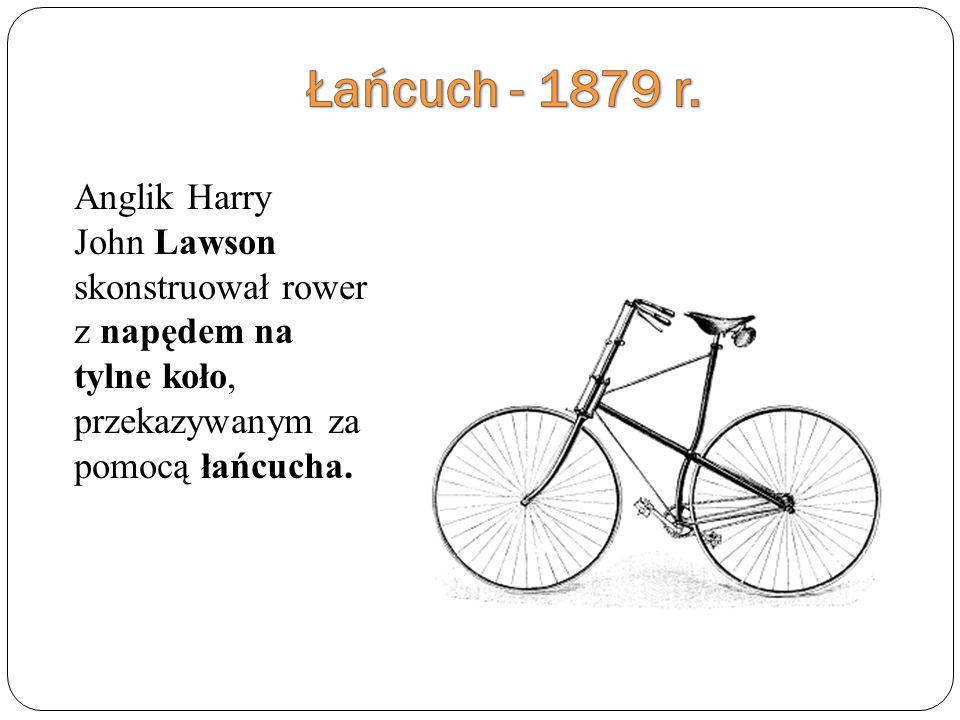 Łańcuch - 1879 r.