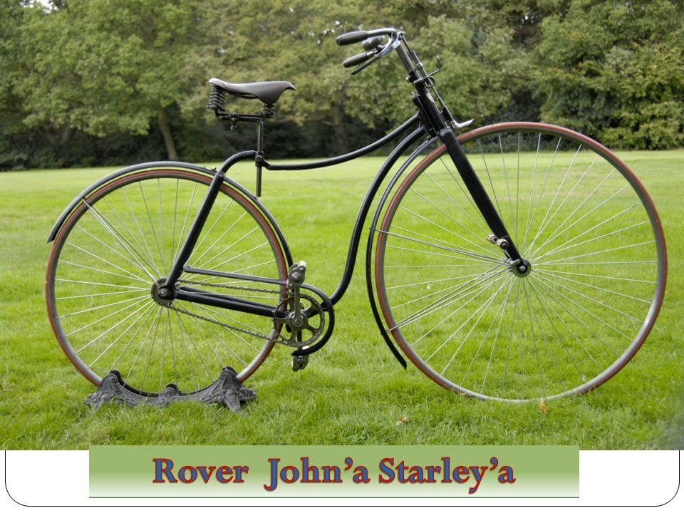 Rover John'a Starley'a