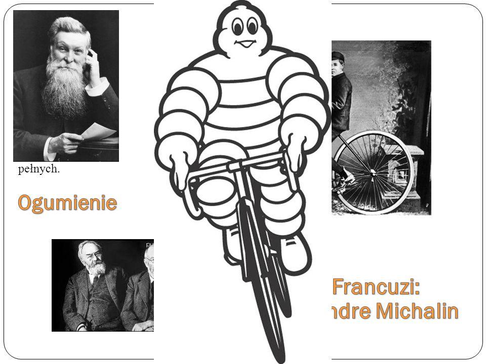 Wentyl – Francuzi: Edouarde i Andre Michalin
