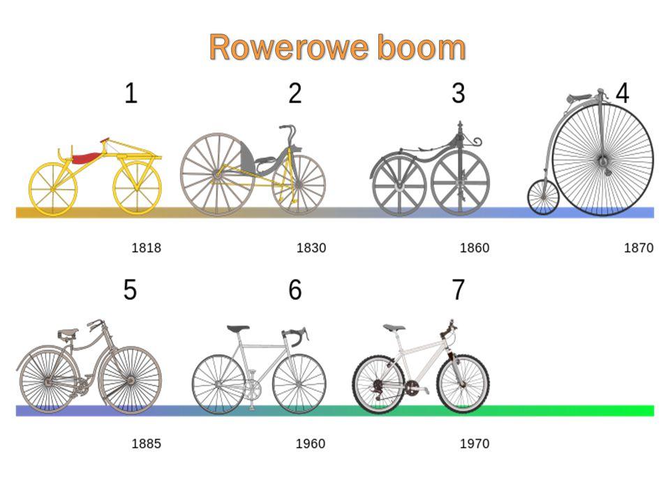 Rowerowe boom