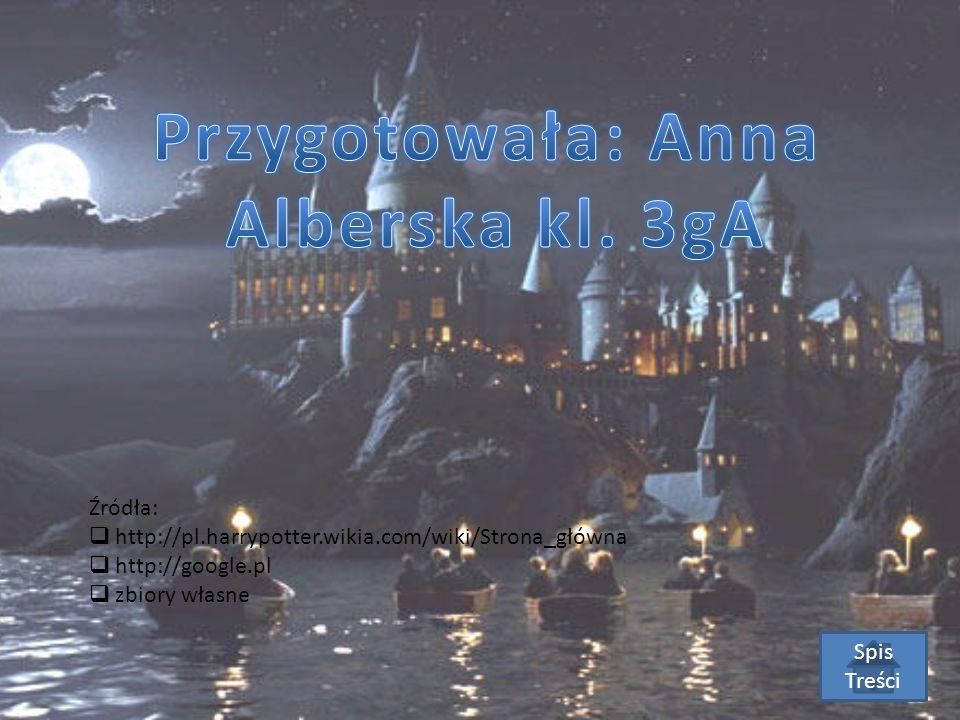 Przygotowała: Anna Alberska kl. 3gA