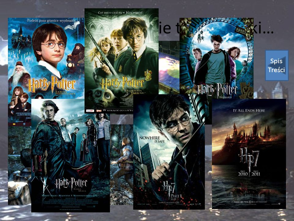 """""""Harry Potter to nie tylko książki…"""