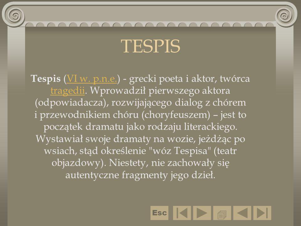 TESPIS