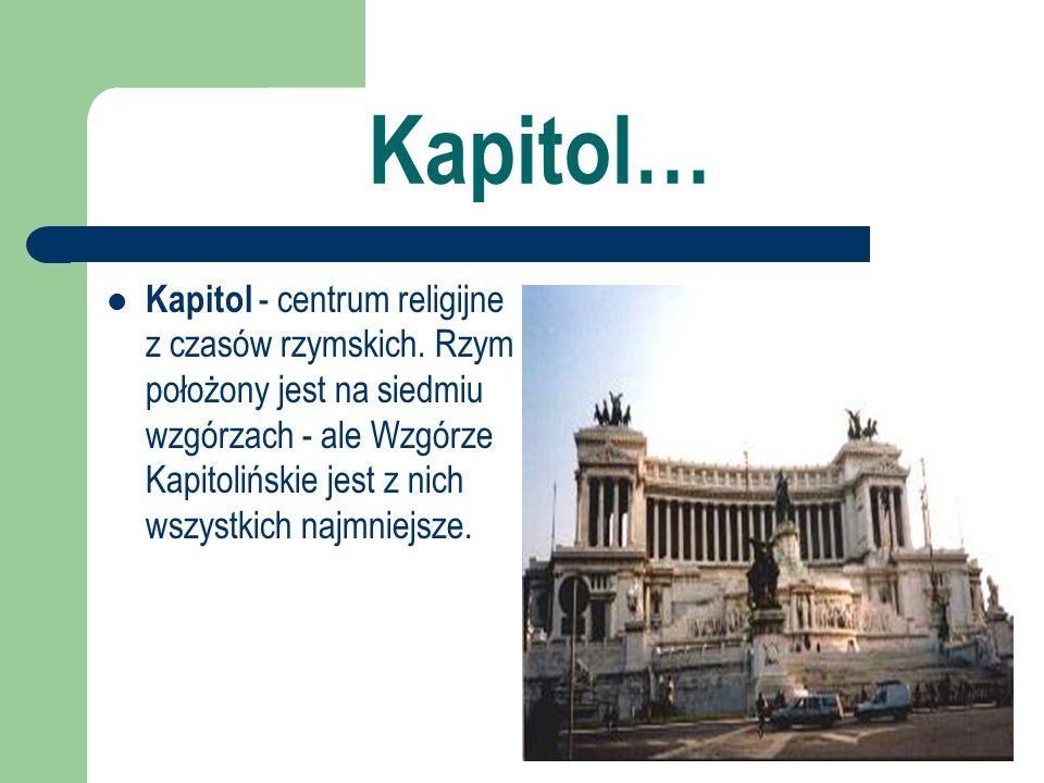 Kapitol…