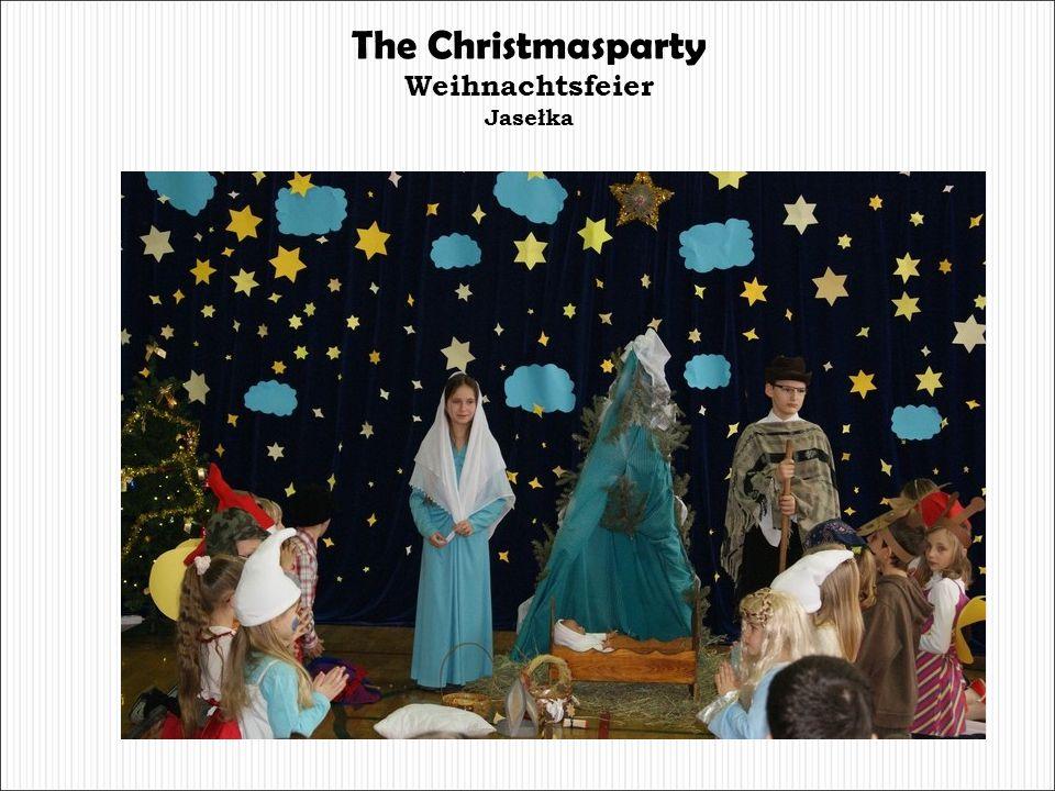 The Christmasparty Weihnachtsfeier Jasełka
