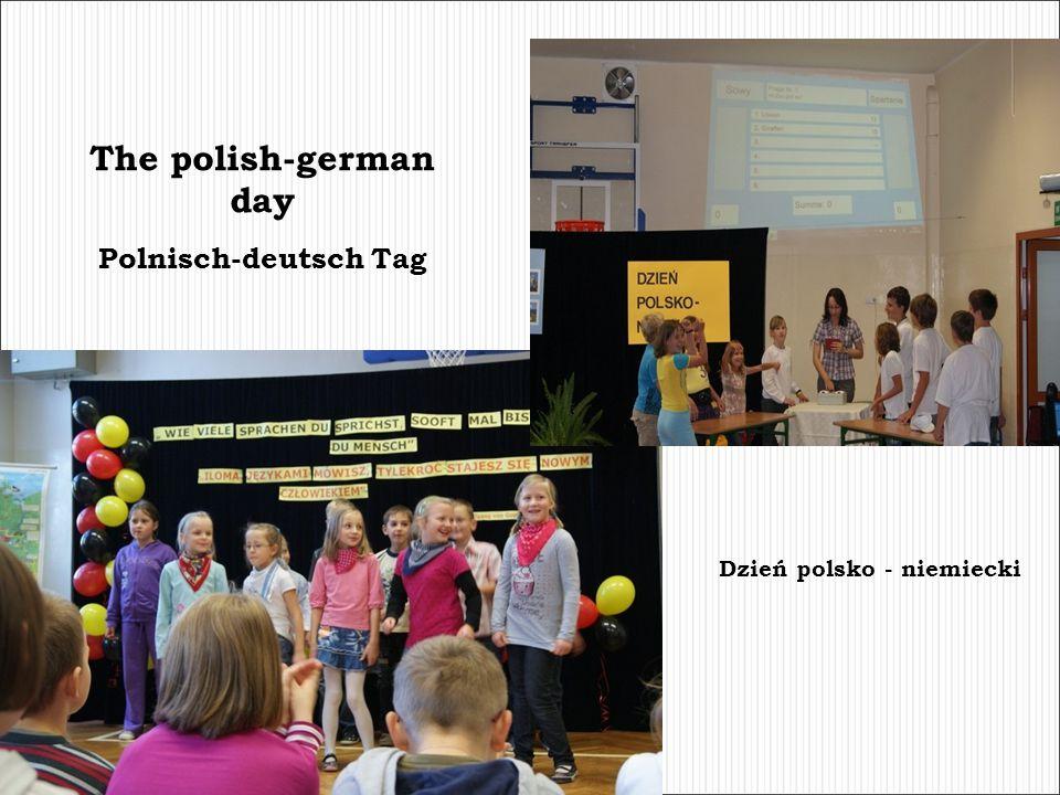 Dzień polsko - niemiecki