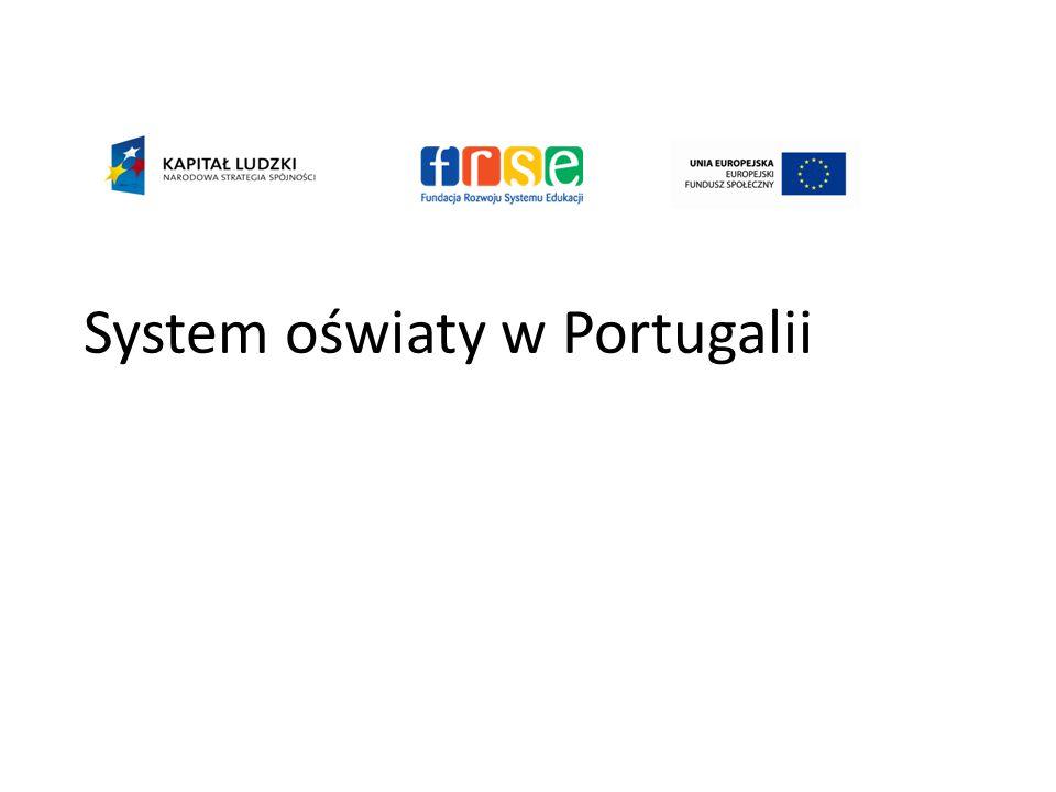 System oświaty w Portugalii