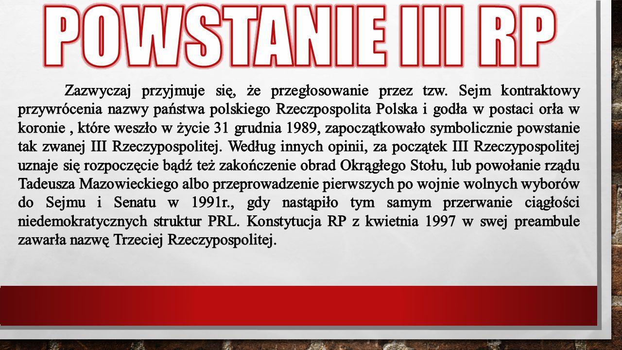 POWSTANIE III RP