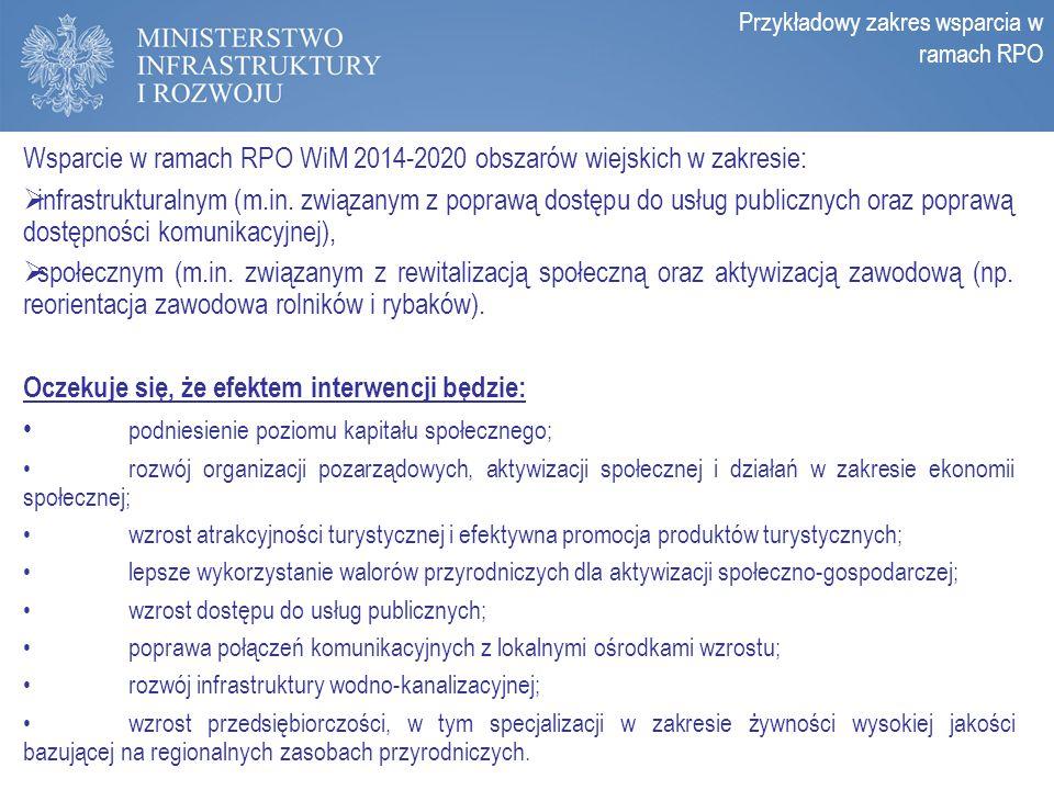 Zasady programowania perspektywy 2014-2020