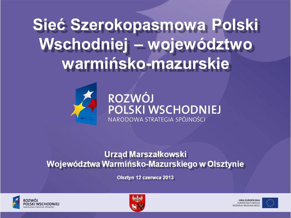 Województwa Warmińsko-Mazurskiego w Olsztynie
