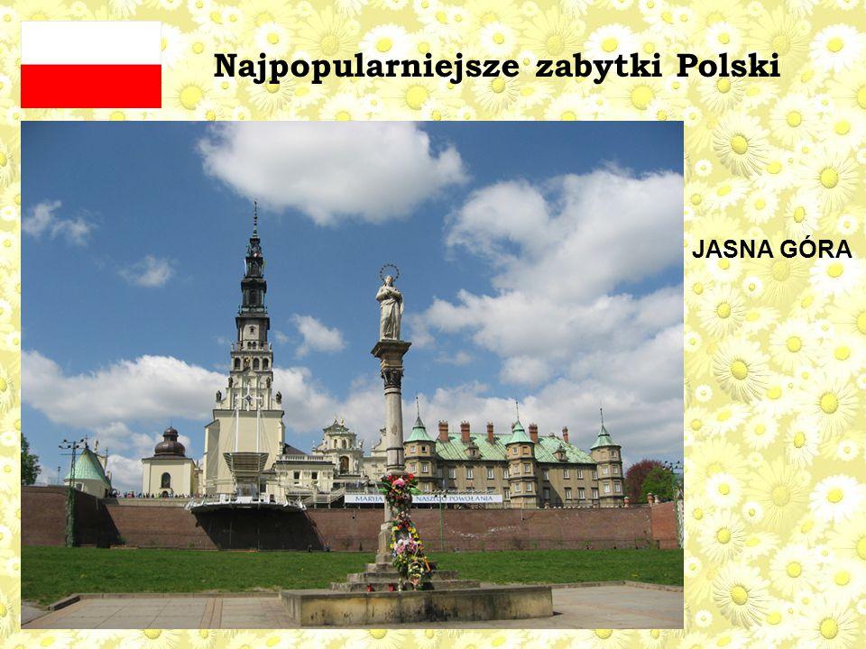 Najpopularniejsze zabytki Polski