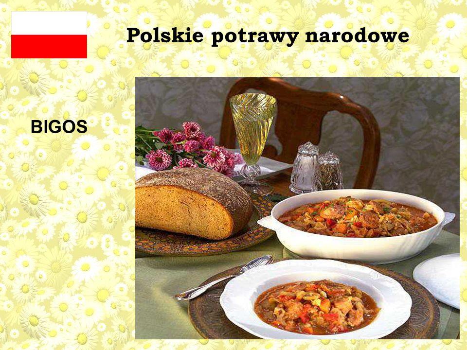 Polskie potrawy narodowe