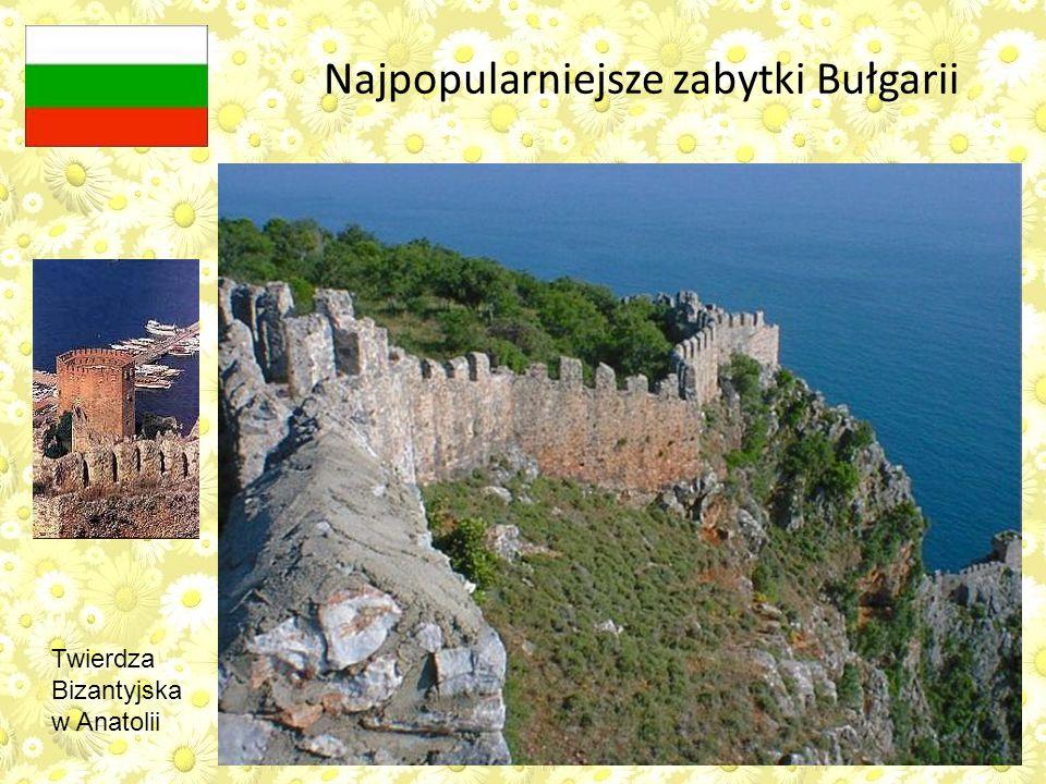 Najpopularniejsze zabytki Bułgarii