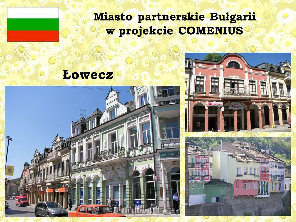 Miasto partnerskie Bułgarii w projekcie COMENIUS