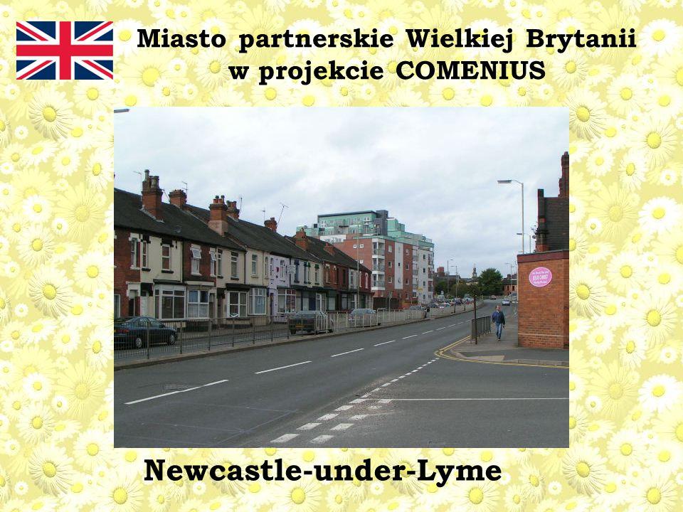 Miasto partnerskie Wielkiej Brytanii w projekcie COMENIUS