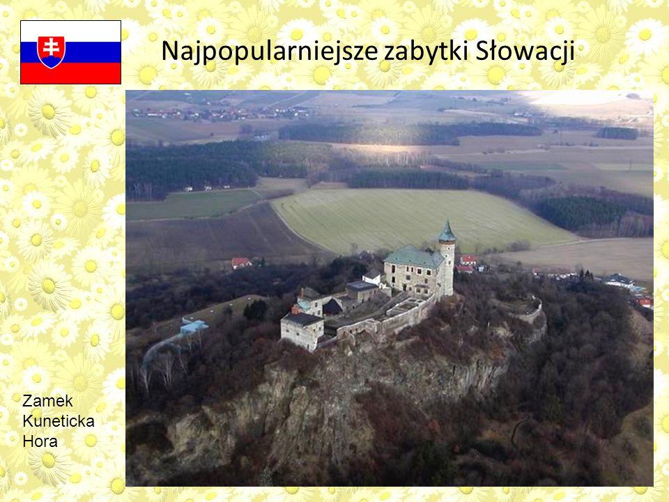 Najpopularniejsze zabytki Słowacji