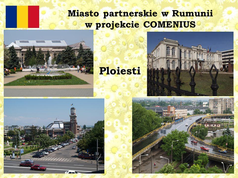 Miasto partnerskie w Rumunii w projekcie COMENIUS