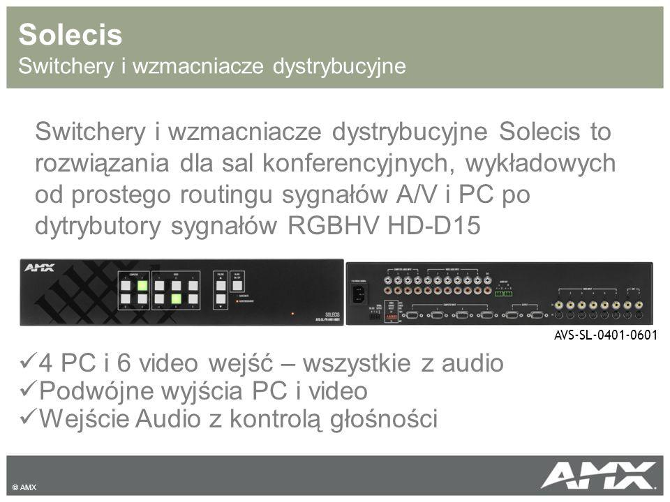 Solecis Switchery i wzmacniacze dystrybucyjne