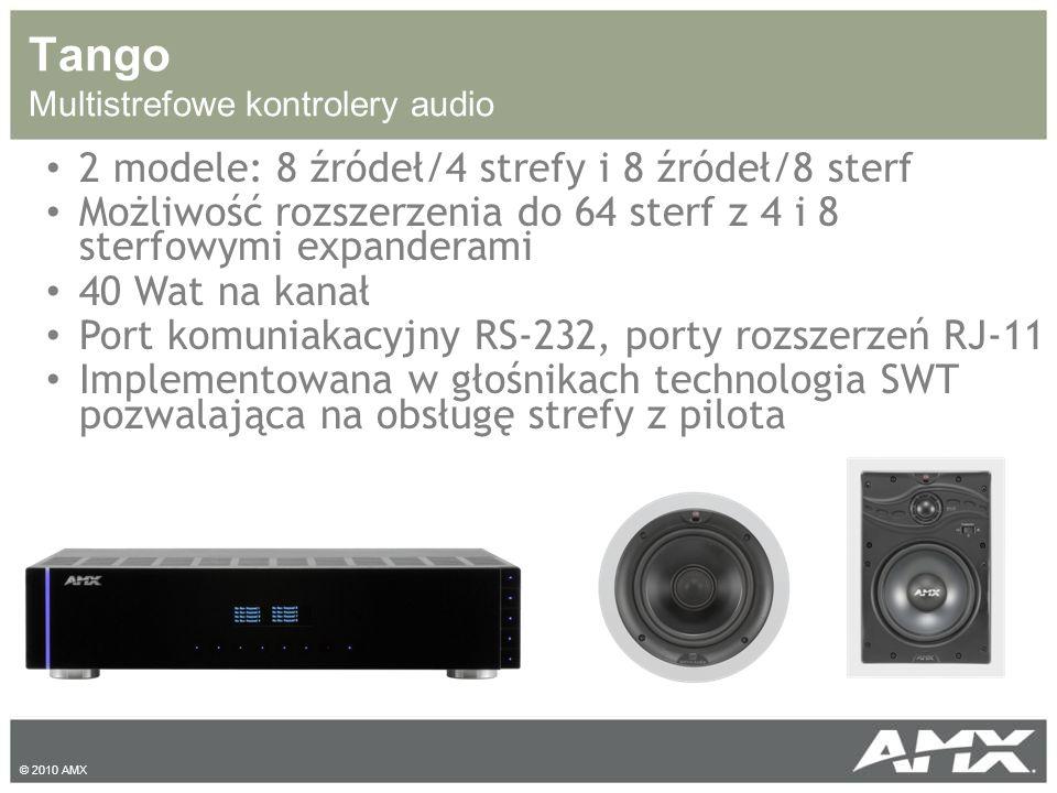 Tango Multistrefowe kontrolery audio