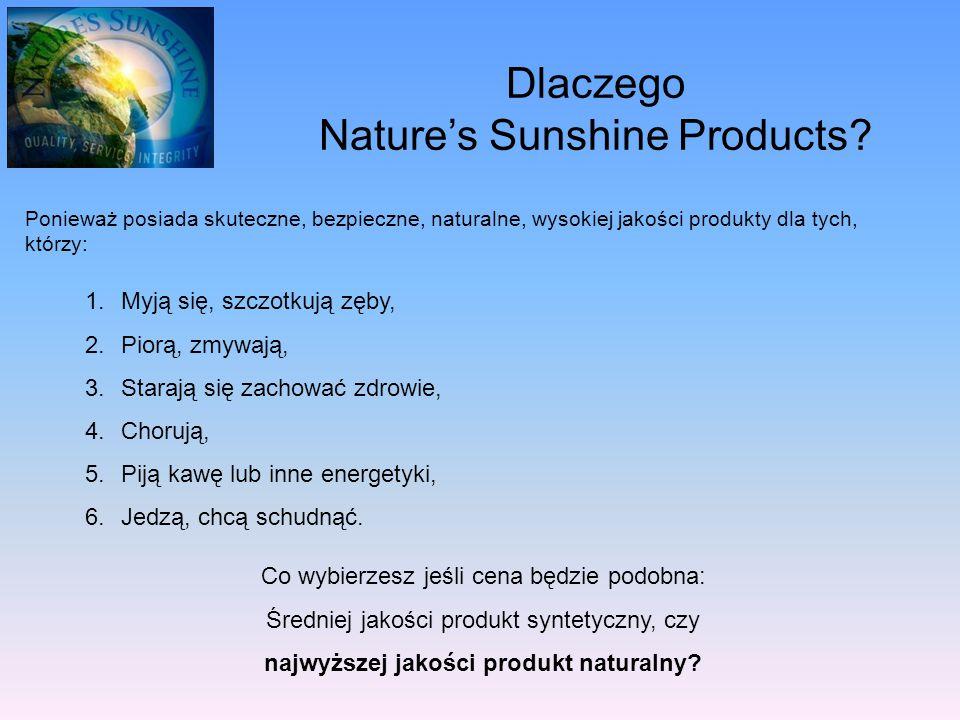 najwyższej jakości produkt naturalny