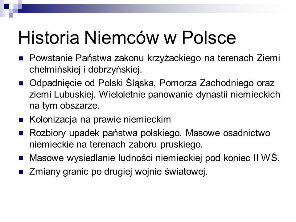 Historia Niemców w Polsce