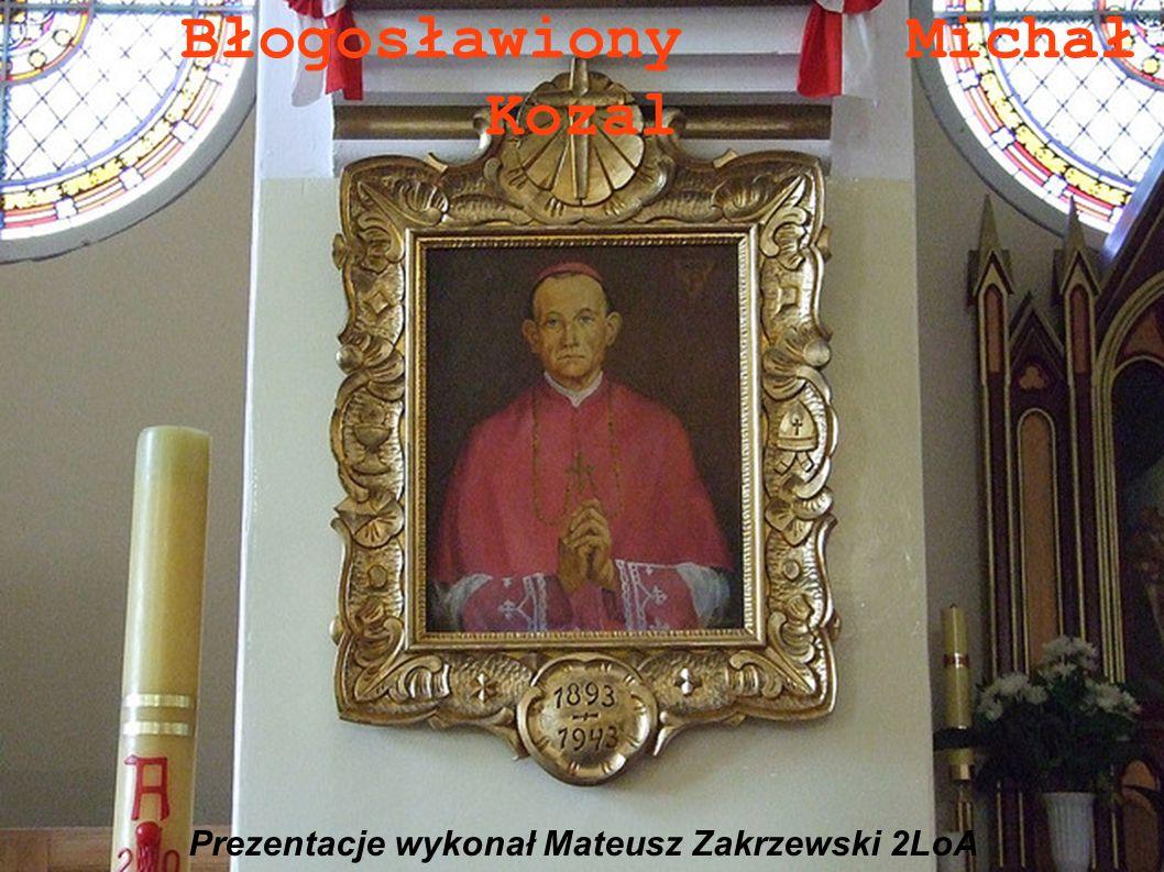 Błogosławiony Michał Kozal