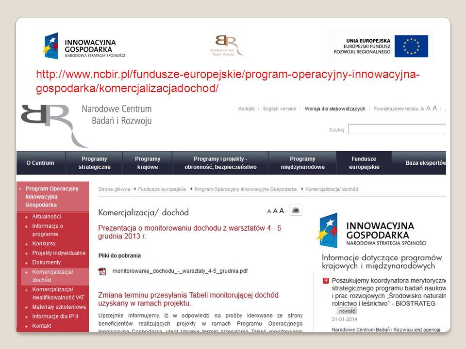 http://www.ncbir.pl/fundusze-europejskie/program-operacyjny-innowacyjna-gospodarka/komercjalizacjadochod/